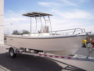 New Arima 19 Sea Angler Center Console Fishing Boat For Sale