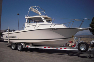 New Defiance 250 Admiral EX Saltwater Fishing Boat For Sale