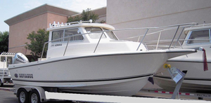 New Defiance 250 Admiral EX Pilothouse Boat For Sale