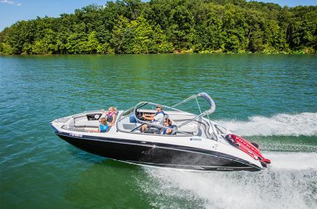 New Yamaha SX240 HO Jet Boat For Sale