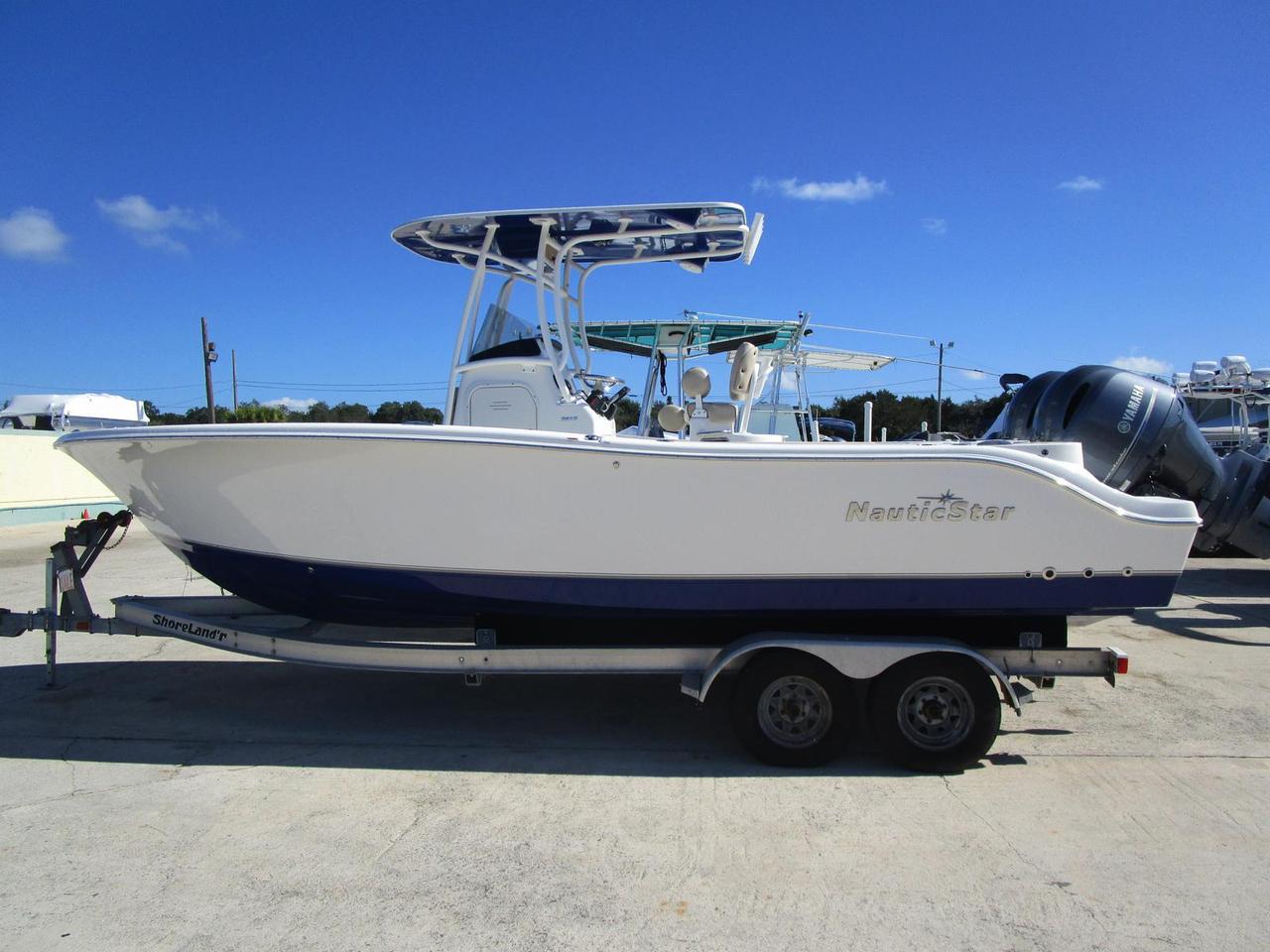 2016 new nautic star 25 xs sports fishing boat for sale for New fishing boats for sale