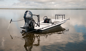 New Maverick 17 MIRAGE HPX TUNNEL Flats Fishing Boat For Sale