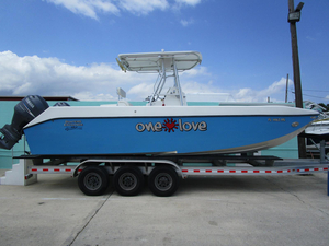 Used Manta Ray Manta Ray 26 Power Catamaran Boat For Sale