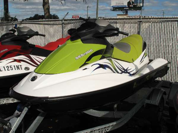 2008 used sea doo gti se 155 hp personal watercraft for sale 5 999 clearwater fl. Black Bedroom Furniture Sets. Home Design Ideas