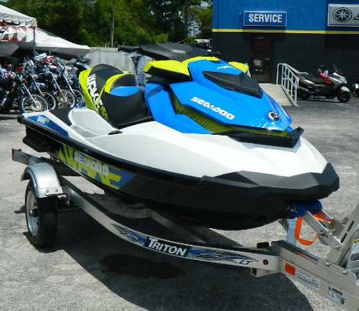 2016 new sea doo wake 155 personal watercraft for sale. Black Bedroom Furniture Sets. Home Design Ideas