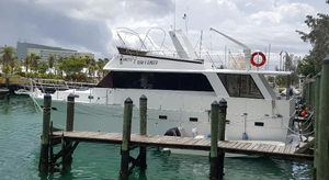 Used Sea Ranger Motor Yacht For Sale