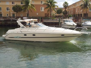 Used Cranchi Smeraldo Express Cruiser Boat For Sale