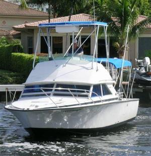 Used Bertram 225 Sports Fishing Boat For Sale