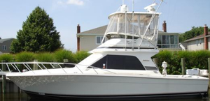 Used Blackfin FLYBRIDGE CONVERTIBLE Sports Fishing Boat For Sale