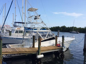 Used Topaz Royal Express Sports Fishing Boat For Sale