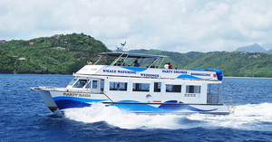 Used Sea Taxi Yachts Twin Deck Passenger Commercial Boat For Sale