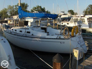 Used Tartan 33 Cruiser Racer Sloop Sailboat For Sale