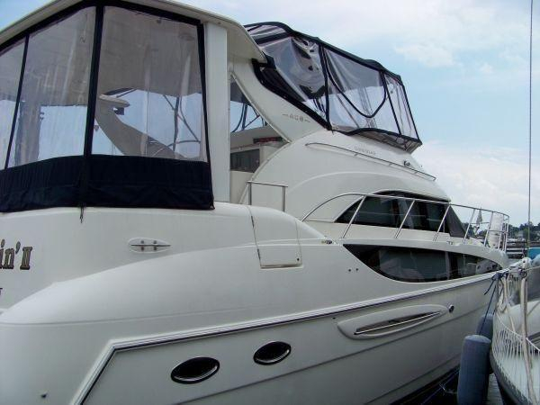 2006 used meridian 408 motoryacht motor yacht for sale for Motor yachts for sale near me