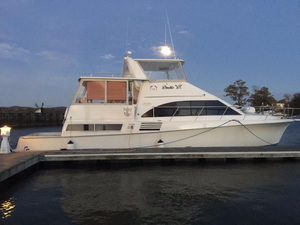 Used Ocean Cockpit Motoryacht Motor Yacht For Sale