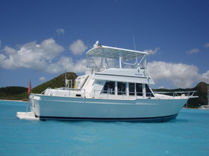 Used Mainship 430 Trawler Boat For Sale