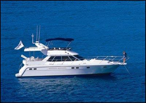 Used Horizon 48 Motor Yacht For Sale