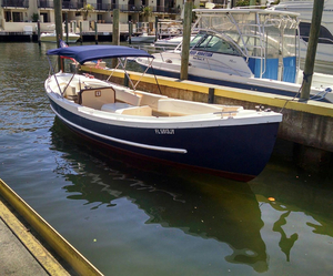 Used Uniflite Navy Whale Boat Passenger Boat For Sale