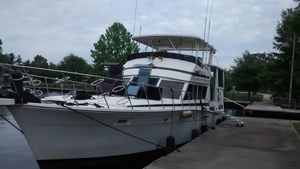 Used Burns Craft 48 Motor Yacht Motor Yacht For Sale