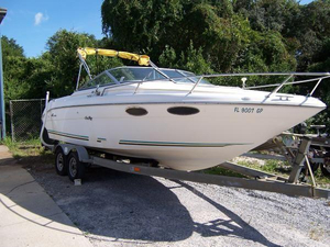 Used Sea Ray 220 Overnighter Cruiser Boat For Sale