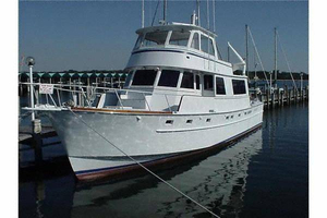 Used Derecktor Motoryacht w/ Cockpit Motor Yacht For Sale