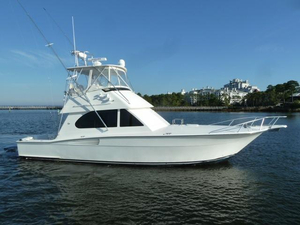 Used Ronin 41 Sportfisher/Convertible Sports Fishing Boat For Sale