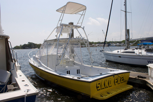 Used Raffield Offshore Sports Fishing Boat For Sale