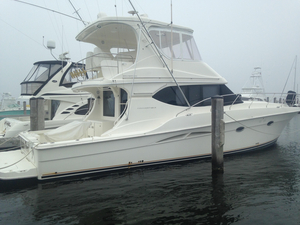Used Silverton 48 Convertible48 Convertible Sports Fishing Boat For Sale