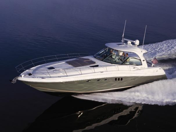 Used Sea Ray 52 Sundancer Cruiser Boat For Sale
