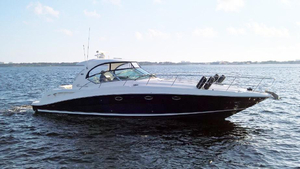 Used Sea Ray 420 Sundancer Cruiser Boat For Sale