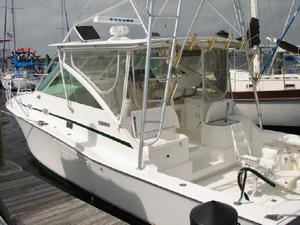 Used Cabo Express Cruiser Boat For Sale