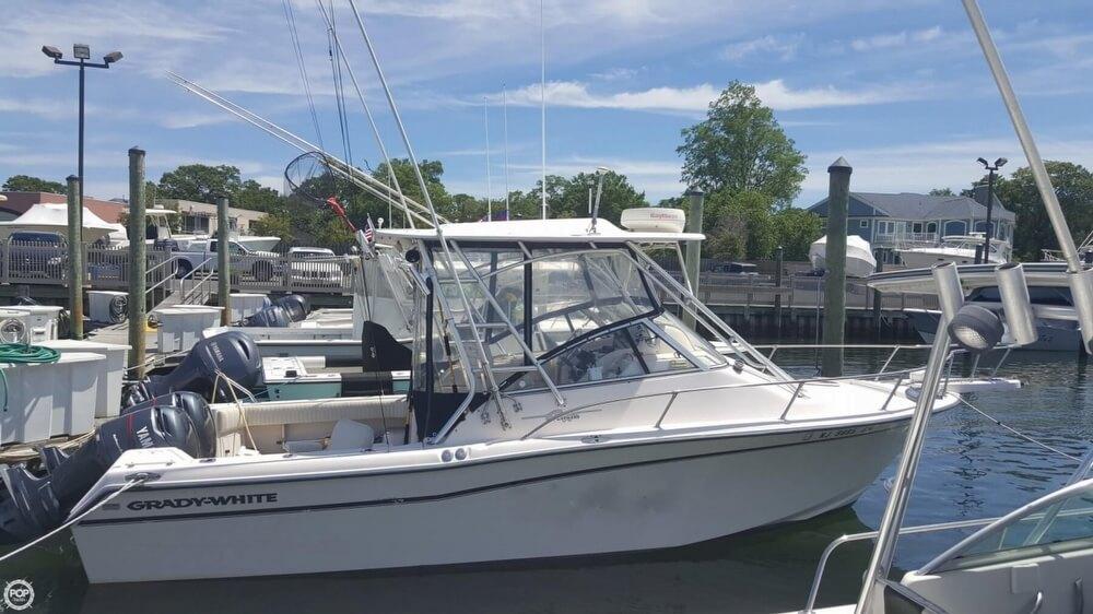 2000 used grady white 265 express sports fishing boat for for Grady white fishing boats
