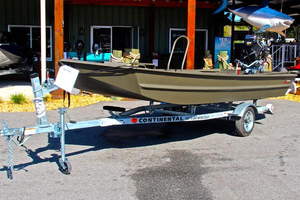 New Go-Devil 1660 Jon Boat For Sale