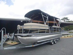 New Bentley 243 Cruise Tritube Pontoon Boat For Sale