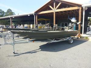 New Go-Devil 16x60 Jon Boat For Sale