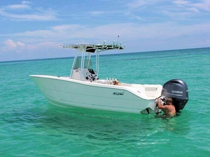 New Bulls Bay 230 CC Center Console Fishing Boat For Sale