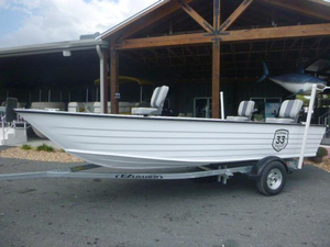 New 33rd Strike Group 18 Bay Cat Other Boat For Sale