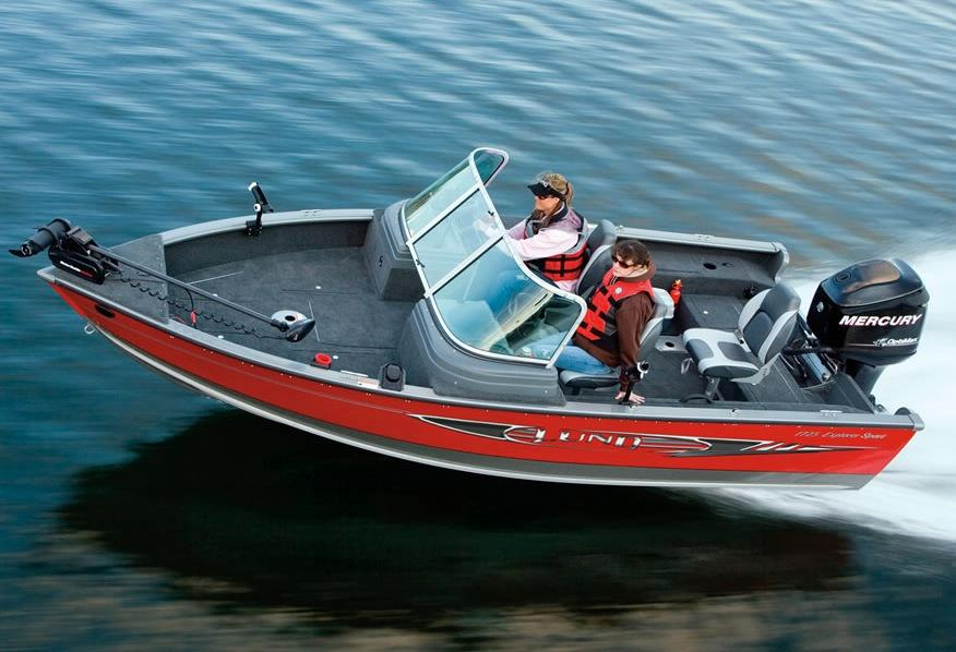 2012 new lund 1725 explorer freshwater fishing boat for for Freshwater fishing boats