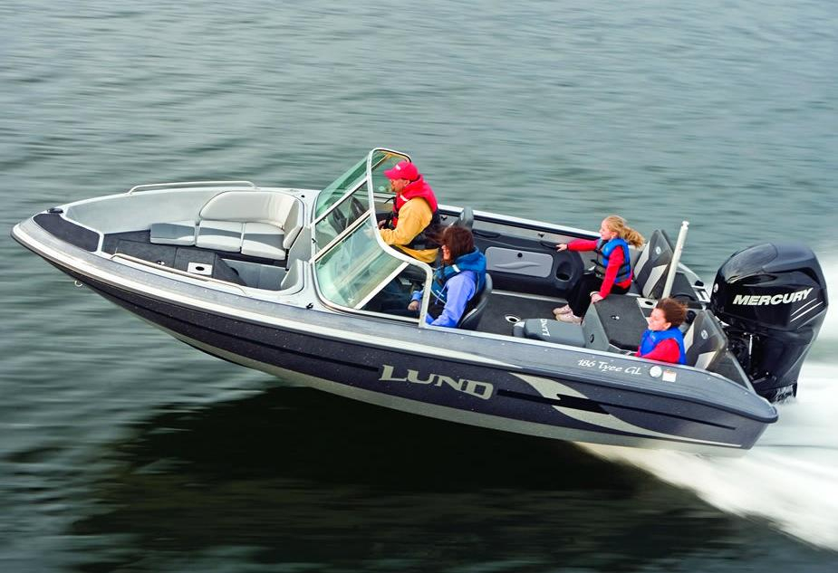 2012 new lund 186 tyee gl freshwater fishing boat for sale for Freshwater fishing boats