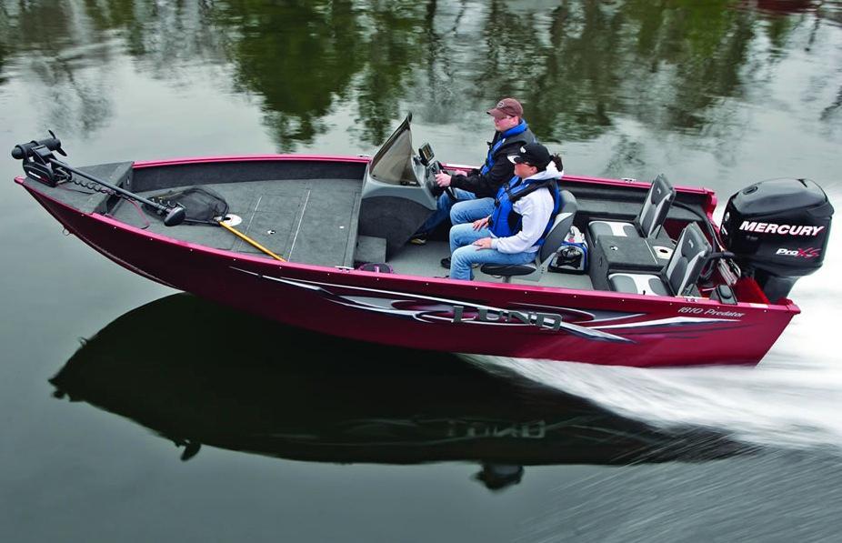 2012 new lund 1810 predator ss freshwater fishing boat for for Freshwater fishing boats