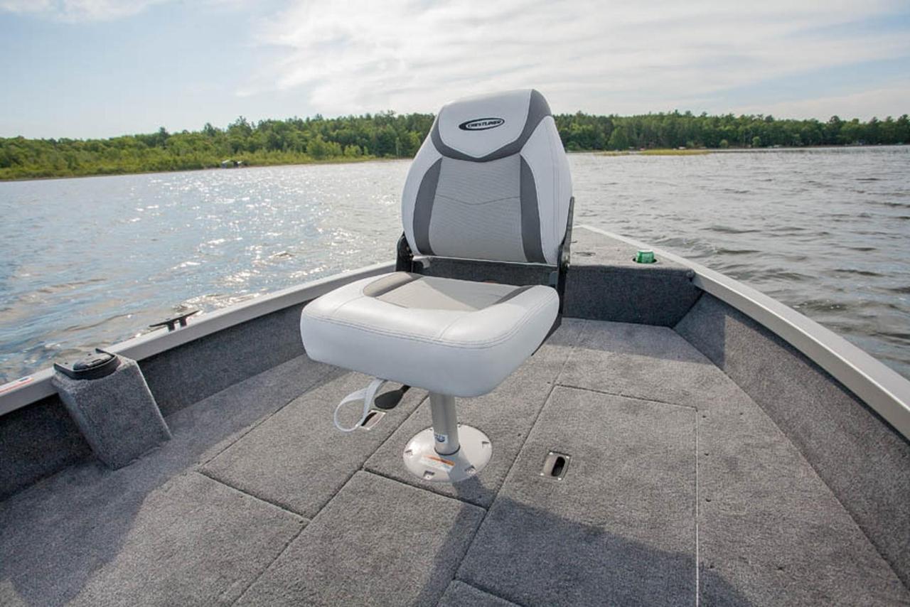 2013 new crestliner 1650 pro tiller freshwater fishing for Freshwater fishing in massachusetts