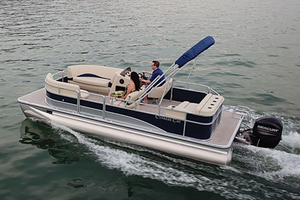 New Cypress Cay Cambio FS 200 Pontoon Boat For Sale