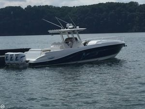 Used Deep Impact 360 C Tournament Edition Center Console Fishing Boat For Sale