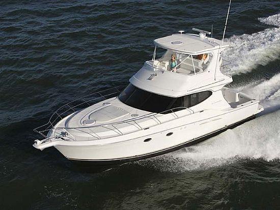 2006 used silverton 45 convertible saltwater fishing boat for Saltwater fishing boats for sale
