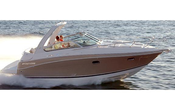 Used Four Winns 288 Vista Cruiser Boat For Sale