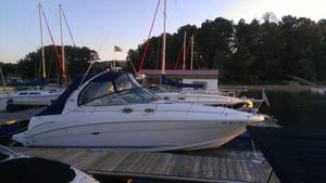 Used Sea Ray 300 Sundancer FRESHWATER BOAT Cruiser Boat For Sale
