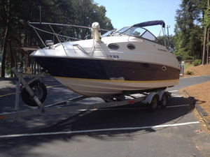 Used Regal 2465 Commodore Cruiser Boat For Sale