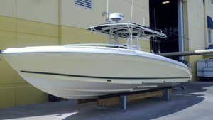 Used Midnight Express 370 Center Console Fishing Boat For Sale