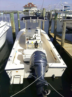 Used Parker 23 SE Center Console Fishing Boat For Sale