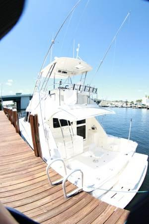 Used Riviera 37 Flybridge Boat For Sale