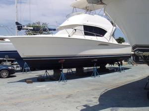 Used Riviera 35 CONVERTIBLE Fishing Boat For Sale